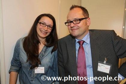 Christophe Arn et Carole Beati, Smarsys